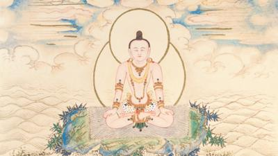 Cover art for Vajra Yoga: Foundations in Mind and Body – Ep. 243