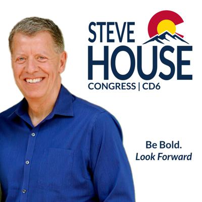 Learn more about Steve and his plan for the future of Colorado's 6th Congressional District.