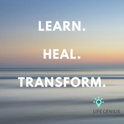 Learn. Heal. Transform