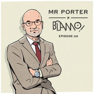 Cover art for MR PORTER x Blamo! | Tailoring with Saman Amel