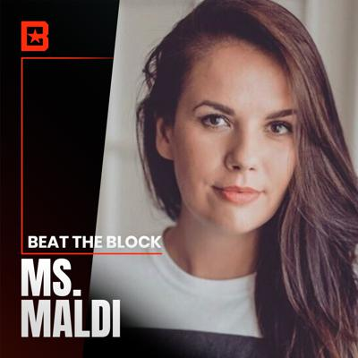 Cover art for Ms.Madli: Moving From Estonia to NY, Winning Her 2nd Beat Battle & Composing for VH1, CBS and ABC