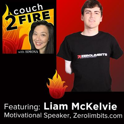 Cover art for C2F 17: You Have Limitless Potential with Liam McKelvie