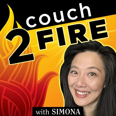 Couch 2 Fire is a podcast for Gen X ladies trying to re-assess their lives and are looking for guidance and inspiration. My name is Simona and come join me as I document my life journey and discover my mid-life soul-utions, one step at a time. I will present various ways to improve our happiness levels and increase our self care. I will interview inspiring people and share with you their best kept secrets to a successful and meaningful life.  So, Let's get rocking! Couch 2 FIRE will inspire you to get unstuck and venture out of your comfort zone and ignite your FIRE within. Couch 2 Fire: Get your life back