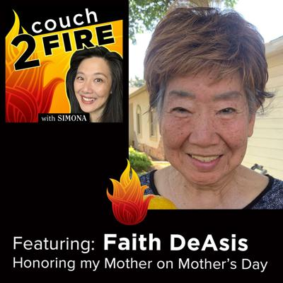 Cover art for C2F: BONUS: Mother's Day Special: An intimate Interview with my hero: My Mom
