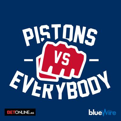 Lazarus Jackson offers fans of the Detroit Pistons the podcast they've been waiting for - an NBA podcast that takes the Pistons seriously, and talks about them in the context of the league as a whole. For more podcasts, check out bluewirepods.com.