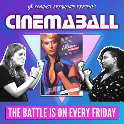 Cover art for Cinemaball 14: The Legend of Billie Jean (1985)