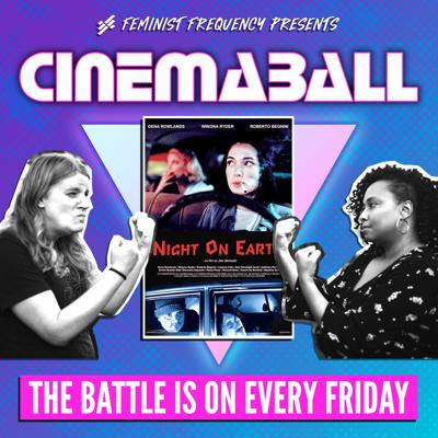 Cover art for Cinemaball 09: Night On Earth (1991)