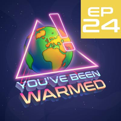 Cover art for Easily Digestible Climate Change Education On YouTube w/ Dave Borlace, Host of 'Just Have A Think'