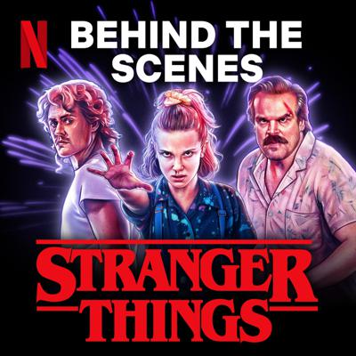 Cover art for Introducing Behind The Scenes: Stranger Things 3