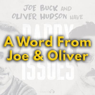 Cover art for A Word From Joe and Oliver