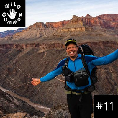 Cover art for E11 - Pete McBride - Hiking the Grand Canyon, airplane crashes, traveling to 75 countries, and importance of