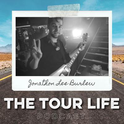 Cover art for Jonathon Lee Burlew, Backline Tech - Touring Abroad, Following Your Passion, Overcoming Criticism