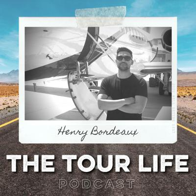 Cover art for Henry Bordeaux, Tour & Talent Manager - Mentoring, Leadership, & Leading A Non-conventional Life
