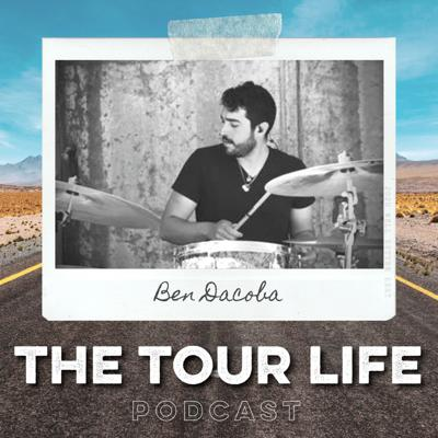 Cover art for Ben Dacoba, Musician - Playing Gigs, Relationships, Pros & Cons of The Tour Life