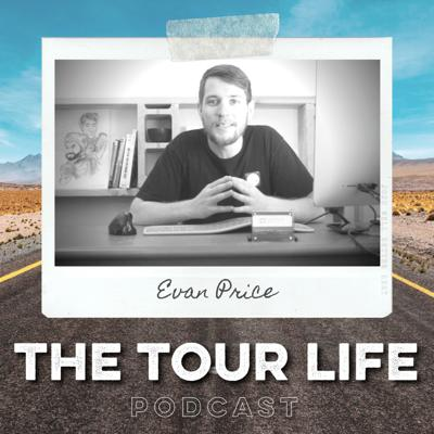 Cover art for Evan Price, Music Business Mentor & Artist Manager - Networking, Growing your team, Self-awareness