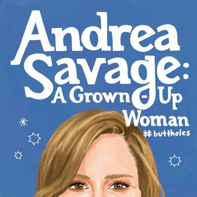 Andrea Savage: A Grown-Up Woman #buttholes