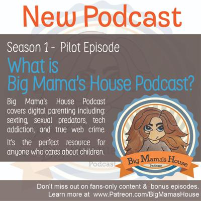 Cover art for PILOT: What is Big Mama's House Podcast?