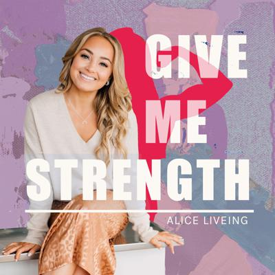 What makes a strong person to you? Bestselling author and personal trainer Alice Liveing interviews extraordinary people about the importance of building mental and physical resilience and how this can empower us to live happier, stronger lives.  You can find more about Alice on Instagram @aliceliveing, on Twitter @aliceliveing_ or her website www.alice-liveing.co.uk