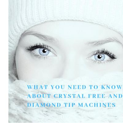 Cover art for Episode 9 What you need to know about Crystal free and Diamond tip machines