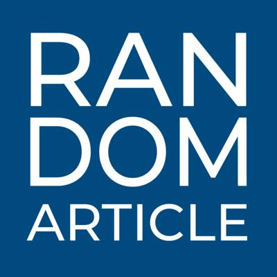 Random Article Podcast
