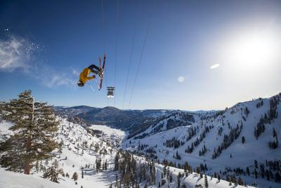 Cover art for Podcast #21: Squaw Valley Alpine Meadows President & COO Ron Cohen – The Resort Name