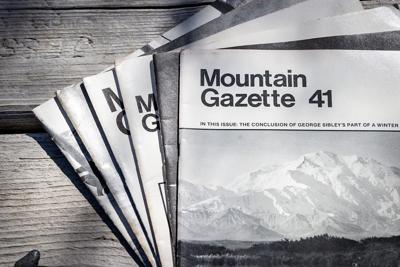 Cover art for Podcast #20: Mountain Gazette Owner and Editor Mike Rogge