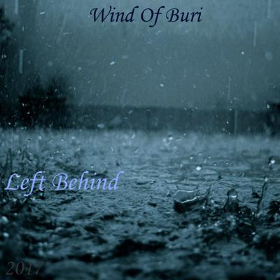 Cover art for Left Behind