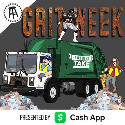 Cover art for Grit Week - Deion Sanders, An NYC Garbage Man, And Monday Reading Sequel Waffle House Fight Guy