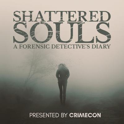 "What comes to mind when you hear the word ""forensics""? For many, the word evokes images of sterile labs and white coats. The reality, however, is quite different.In Shattered Souls veteran forensic investigator Karen Smith opens her detailed and poignant journals from her 11 years as a forensic detective in Jacksonville, Florida. She speaks of trudging through muddy swamps, dangling over crime scenes from a firetruck ladder, and the tremendous emotional toll that the horror of these crimes wreaks on the investigators tasked with solving them. Karen talks about the nightmares, the emotional and often physical pain, the scares, and the breath-holding, white-knuckle moments from the most haunting cases of her career. They're victims you've probably never heard of, but they're victims that she can never forget. Their stories - and the shattered souls of loved ones they left behind - are at the heart of every episode.Shattered Souls: A Forensic Detective's Diary is presented by CrimeCon.Music by Sam Johnson"