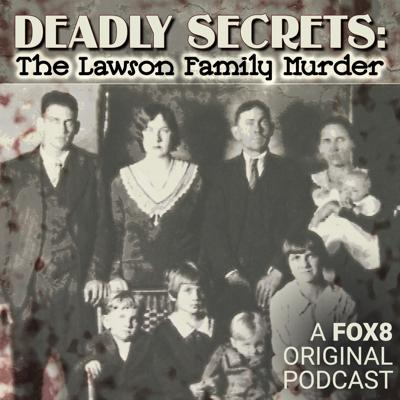 On Christmas day, 1929 a rural North Carolina tobacco farmer brutally murdered six of his children, his wife and then killed himself. The horrific crime made the front page of the New York Times. It inspired a hit record and would conjure up rumor and speculation for generations to come. Some say Charlie Lawson just snapped while others believe it may have been centered around a troubled heart. But as brutal and bizarre as the murders were, what followed the funeral has become the stuff of legend. The crime scene became a tourist attraction with bloody photographs being sold as souvenirs. Deadly Secrets, The Lawson Family Murder delves deep into the events ─ with recently discovered interviews from people who were there that day ─ in hopes of finding answers to this 90-year-old murder mystery.