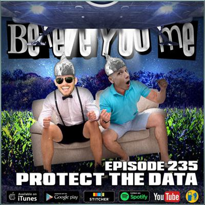 Cover art for 235 - Protect The Data
