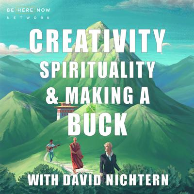 """David Nichtern is a senior teacher in the lineage of renowned Tibetan Buddhist master Chogyam Trungpa Rinpoche.David has been the Director of the Dharmadhatu Meditation Center in Los Angeles, Karme Choling Meditation Center in Vermont, and Director of Buddhist Studies and Practice at OM Yoga Center (NYC). He is also the co- founder of True Nature Meditation (Japan) and senior meditation teacher for Journey Meditation (USA). He currently teaches workshops and teacher training programs around the world and mentors individual students in person and online.David is also a four-time Emmy winner and two-time Grammy nominee. He wrote the classic song, """"Midnight at the Oasis"""". A highly-regarded composer, producer and guitarist, Nichtern has played/ recorded with greats like Stevie Wonder, Paul Simon, Jerry Garcia, and Krishna Das. He discovered and signed Lana Del Rey to his Indie label 5 Points Records, scored Christopher Guest's film """"The Big Picture"""", and produced scores and title songs for ABC's One Life to Live and CBS's As the World Turns for many years.A sought-after senior Buddhist teacher, respected musician, and well-established entertainment industry vet and entrepreneur, David has been mentoring students in these three realms for nearly four decades.He wrote a definitive book on a classic Buddhist teaching: Awakening From The Daydream; Re-imaging The Buddha's Wheel of Life, released by (Wisdom Publications 2016). His much anticipated second book, """"Creativity Spirituality and Making A Buck"""" will be released by Wisdom Publications in October 2019. Within it, he helps readers identify their creative path and aspirations in order to integrate them with their livelihood goals and personal well-being. Early reviews have likened it to """"A next-gen Artist's Way"""".For more information about David and his endeavors, go to www.davidnichtern.com or facebook.com/davidnichtern"""