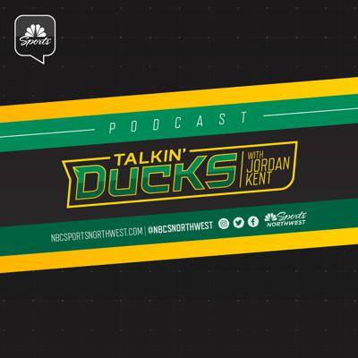 Hosted by Jordan Kent, the Talkin' Ducks podcast covers everything Oregon Ducks related. From interviews, game analysis, news, and nonsense, these guys have you covered. Check back every week for a new episode.