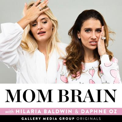 We get it. Being a mom is full-on and full-time. Equal parts FUN and WTF. Our kids don't come with instructions, and it's ok if we don't have all the answers. We'll figure it out together. The best advice comes from our favorite experts and doctors, trusted mom friends, and learning on the job. Get your coffee — or wine! — and tune in to hear us spill it all. We got this. This is MOM BRAIN with Hilaria Baldwin and Daphne Oz.
