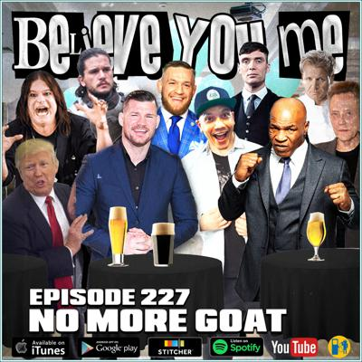Cover art for 227 - No More Goat Ft. Scheiffer Bates and The Schmo