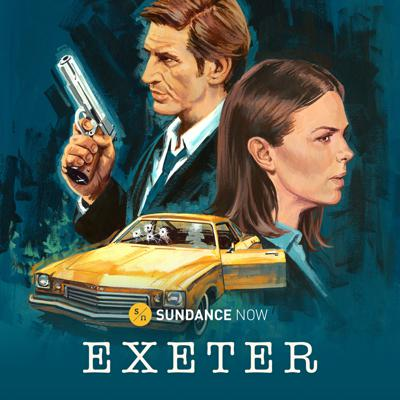 A veteran detective (Jeanne Tripplehorn) must face the errors of a past case when the woman she convicted of murder is exonerated after 10 years in prison. Our heroine struggles to keep the trust of her department as a series of grisly murders rock her decaying South Carolina town, which puts her at odds with her ambitious partner (Ray McKinnon) and the department at large. Exeter was created by Ronnie Gunter, written by Ronnie Gunter and George Ducker, and stars Jeanne Tripplehorn and Ray McKinnon.