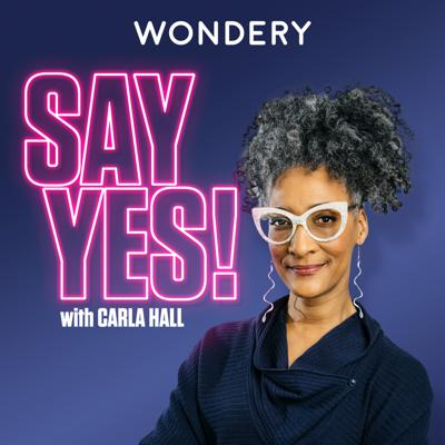 """Carla Hall has a mantra: """"Say yes. Adventure follows, then growth."""" Taking risks is how she became a world-renowned chef (two-time Top Chef Finalist) and television personality (Netflix's Crazy Delicious, Good Morning America). All along the way, she's had to deal with people saying """"No"""