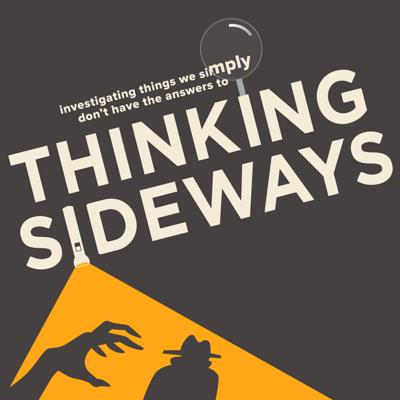 Cover art for Thinking Sideways: The Shocking Details!
