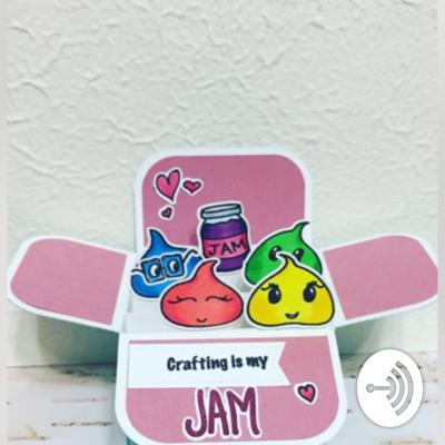 An avid crafter and designer. Bringing you crafty news and products!