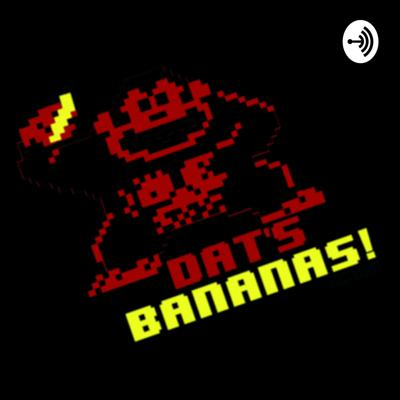 Listen to Ken and Mike discuss what they feel are the most Bananas things out there. It's a Podcast that will leave you saying,