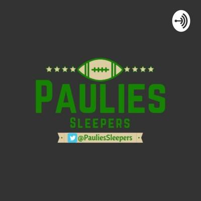 Fantasy football podcast focusing on redraft, dynasty, rankings, and draft kings. Revolutionary, modern content and always entertaining! Support this podcast: https://anchor.fm/paulies-sleepers/support
