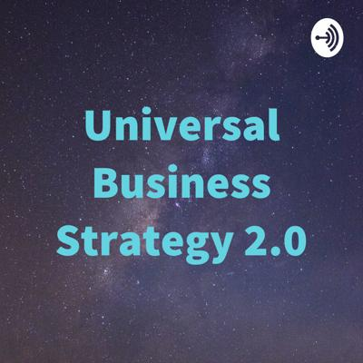 This podcast is about business strategy.   We provide building blocks that can be added to your blueprint for success.  Our topics include  • Strategy  • Tips  • Techniques  • Advice  • Lessons  • Underlying Methodologies  • Simple-Yet-Effective Concepts  • Psychology in Sales  • Productivity • Efficiency  • Keystone Habits • Personal Growth and more.