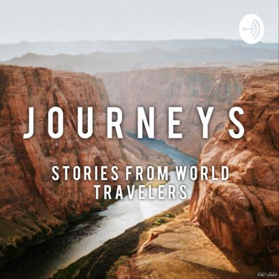 "From BYU's Undergrad Podcast Lab, ""Journeys"" is a podcast that tells stories of travel and the people who have been shaped by it. Each episode features a reading of a personal essay about travel, and a discussion with the author about how travel led them to growth, discovery, or transformation."