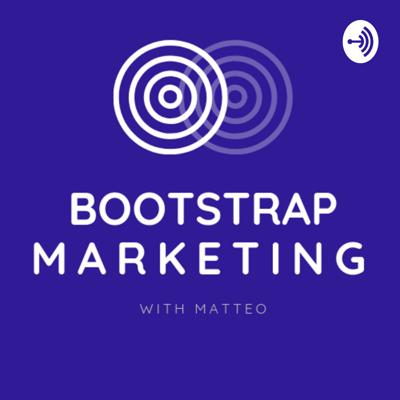 Marketing without a huge budget? Bootstrap Marketing is the podcast that helps your business by showing you free tools that are available online! Short and to the point, you can listen to one episode and immediately go and test out these new tools and tips to boost your Business or freelancing knowledge. Support this podcast: https://anchor.fm/bootstrap-marketing/support