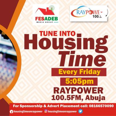 Your most authoritative and most in form show for everything relating to the housing sectors