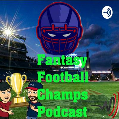 Hi everyone! This is your host Mark along with my brother AJ and we are Long time fantasy football players with 15+ years experiance. We live and breath fantasyfootball and decides to start our very own podcast covering everything from personal rankings to start sit decisions and much more. I want this to be a community and have tons of input from you guys so please subscribe and come along on this journey to the end zone and a fantasy championship! New partnership with the Sleeperwire network!   TWITTER- @champs_podcast INSTAGRAM- Fantasy_Champs FB group- Fantasy Football Champs Podcast Support this podcast: https://anchor.fm/fantasy/support