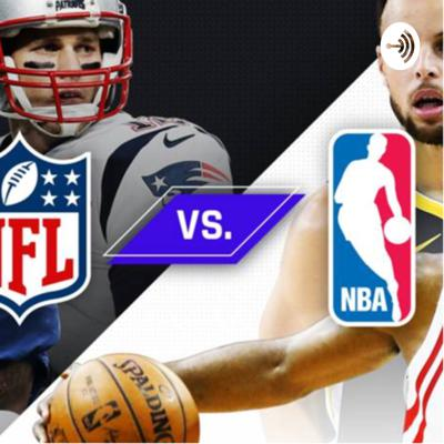 A NBA and NFL podcast show. I want you to hear from the people who are at home watching the games not from the big time guys who are on tv we need to hear what the people think.