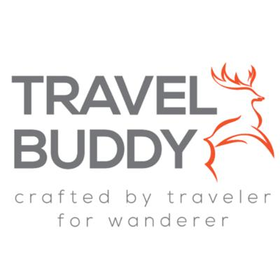 Cover art for Eps 1 - About Travelbuddy!