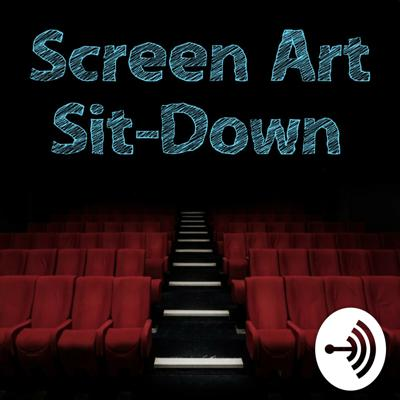 Screen Art Sit-Down