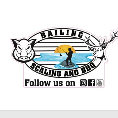 (Hunting and Fishing) Bailing Scaling and BBQ